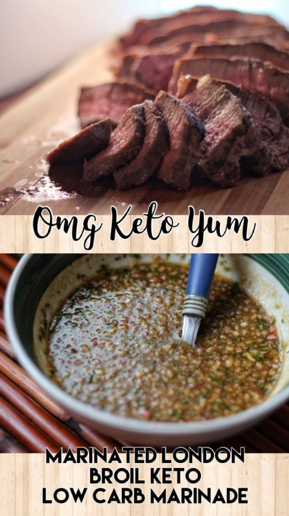 low carb keto marinade