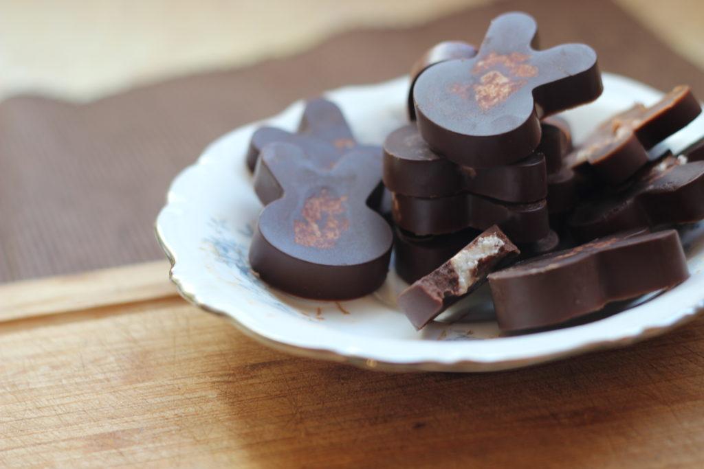 Mint Chocolate Fat Bombs