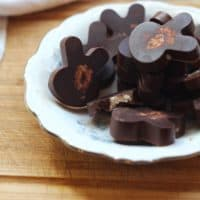 Mint Chocolate Fat Bombs