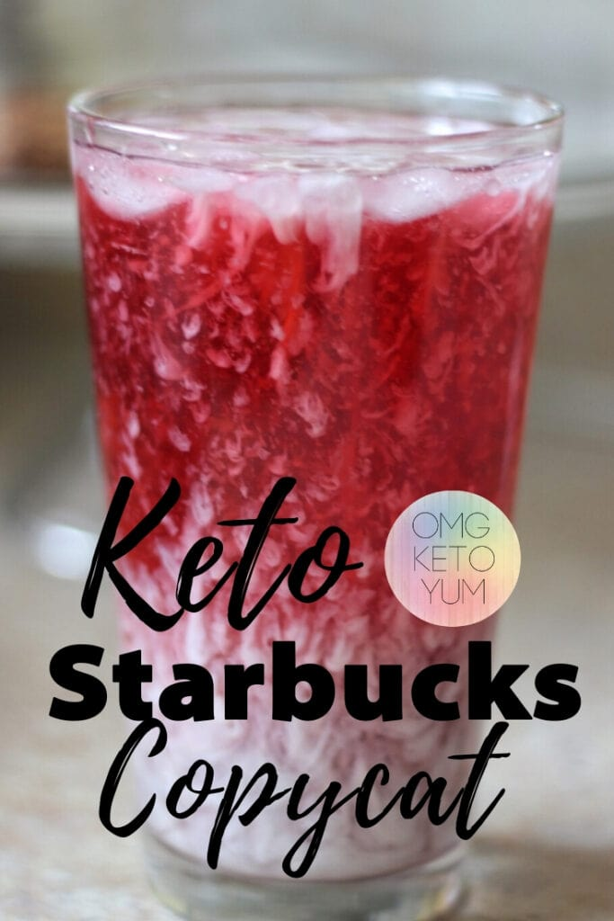 Zero Carb Starbucks Copycat Purple Drink is perfect for summer. Zero Carb Energy Drink Caffeine-free keto bulletproof drink that will impress your friends! This zero Carb Energy drink is perfect for keto beginners. Start your keto diet out right with this easy zero carb recipe