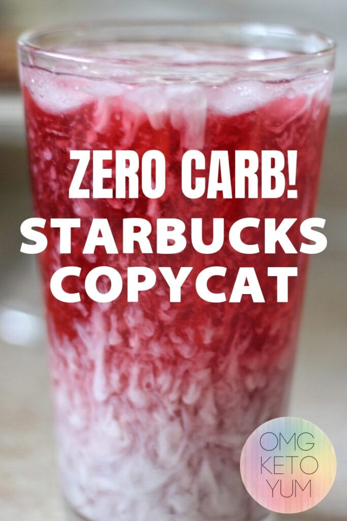 Zero Carb Summer Drink. This keto summer drink is zero carbs and packed with healthy fats and flavor! Make keto easy with this Zero Carb Summer Drink!
