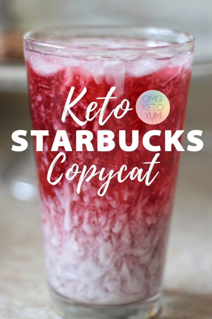 Zero Carb Starbucks Copycat Purple Drink is perfect for summer. Zero Carb Energy Drink Caffeine free keto bulletproof drink that will impress your friends! This zero Carb Energy drink is perfect for keto beginners. Start your keto diet out right with this easy zero carb recipe