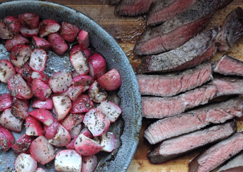Omg Keto yum roasted radishes Keto potatoes