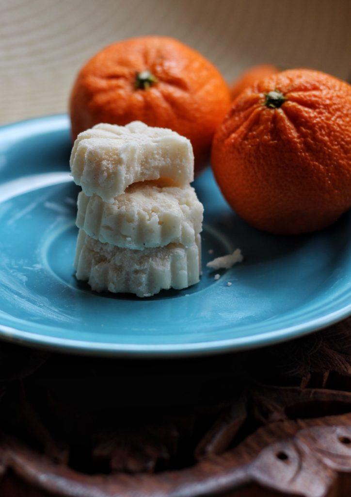 Omg Keto yum orange creamsicle fat bomb