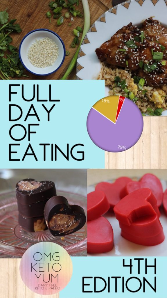 OMG KETO YUM full day of eating edition 4