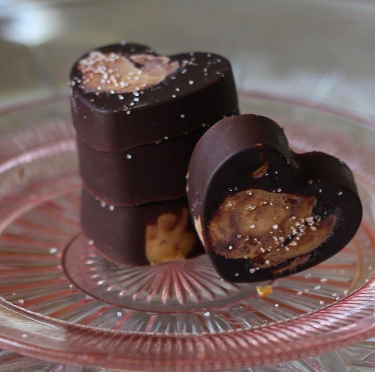 Omg Keto Yum PB-2 fat bombs chocolate salted
