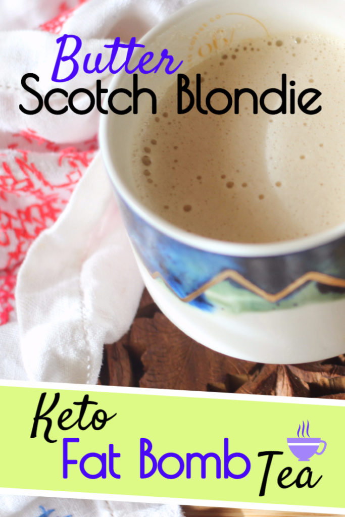 Butterscotch Blondie Pin