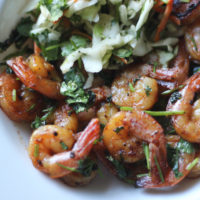 Keto Shrimp : Super Shrimp Keto, Paleo and done in 15 Minutes!