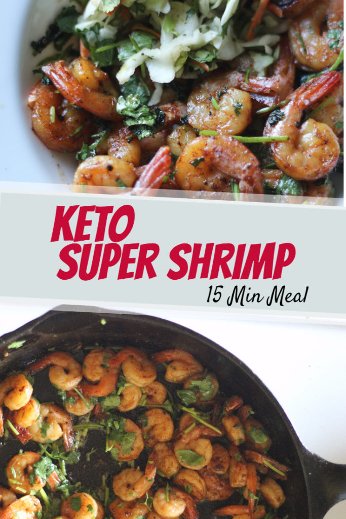 Super Shrimp OMG KETO YUM
