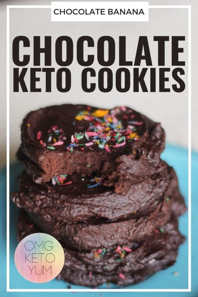 Chocolate keto cookies that are easy to make and low in carbs. Check out these keto chocolate cookies and keep your keto diet intact. This keto dessert is perfect your going to love it!