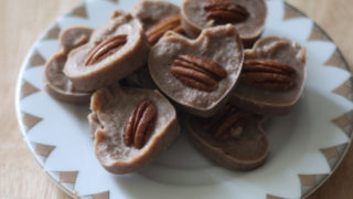 Keto Pecan Fudge Fat Bombs: Sugar Free Bites