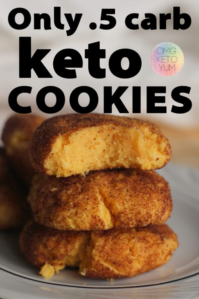 Keto Christmas Cookies! Make these low carb christmas cookies this holiday season and keep your keto diet intact. These sugar free Christmas cookies are perfect for a keto Christmas! These zero carb christmas cookies are my favorite low carb christmas cookie!