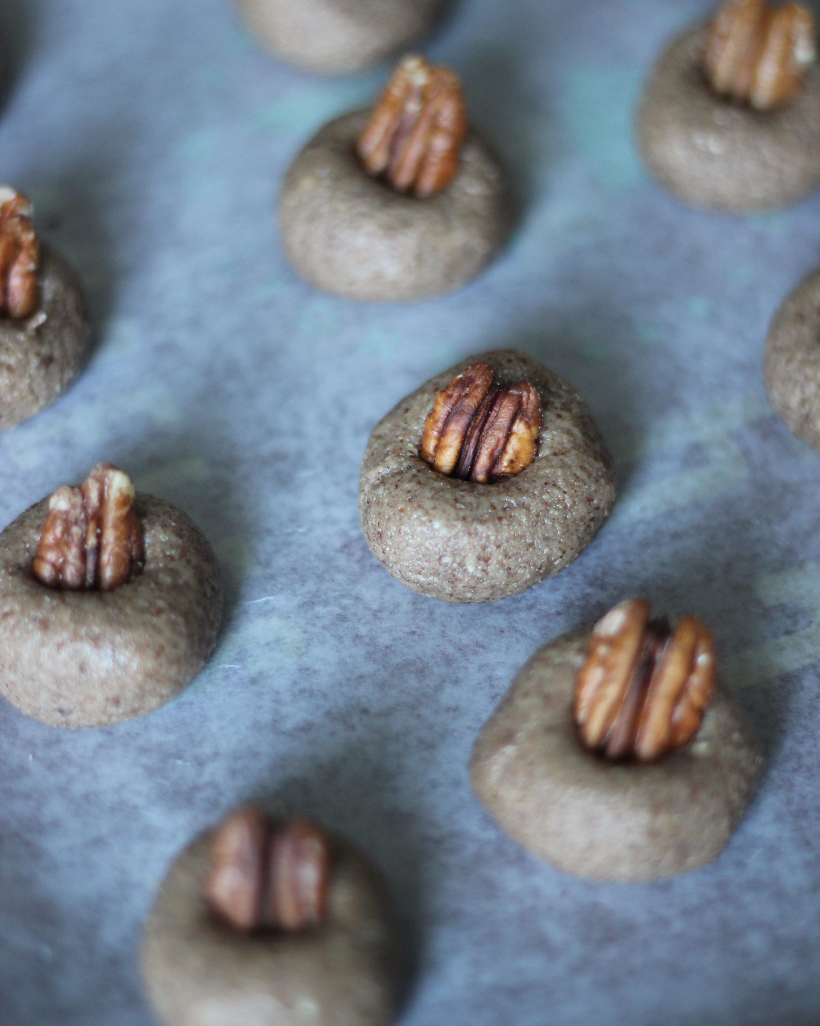 Maple Pecan Truffles