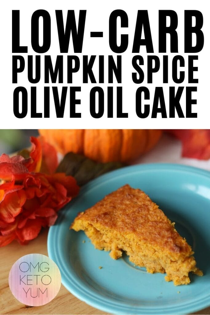 This pumpkin spice keto cake is only 2 carbs per slice. Make a pumpkin spice keto cake today. This keto cake is perfect for fall because it is flavored with the seasonal keto pumpkin spice!