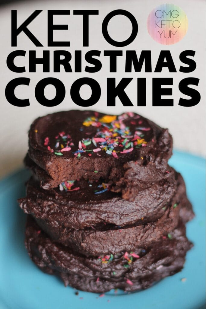 Keto Christmas Cookies! Take your pick from these low carb Christmas Cookie favorites. Keto cookies are the key to a keto christmas. Make your low carb Christmas dreams come true with these keto Christmas recipes.