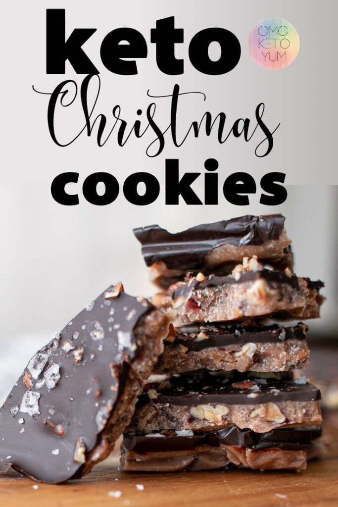 Keto Christmas Cookies that are perfect for your keto Christmas. Make a batch a week for a great Keto Holiday Cookie platter. Keto Christmas recipes are hard to find but they're all right here just in time for your Keto Christmas. Low Carb Christmas Cookies for your Keto diet.