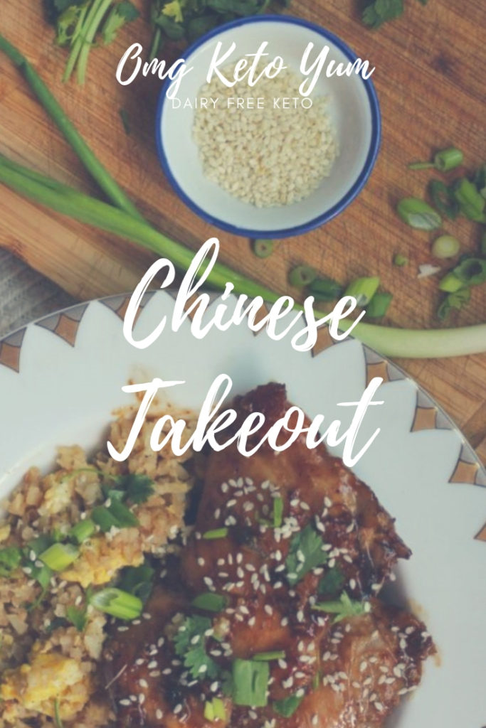 Keto Chinese food recipes