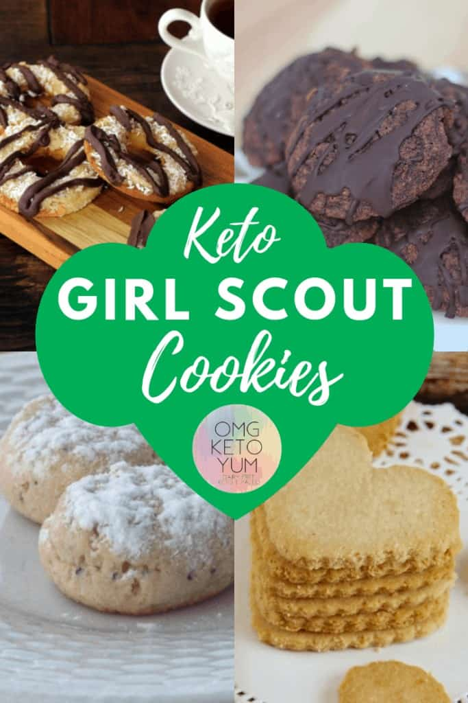 Keto Girl Scout Cookies