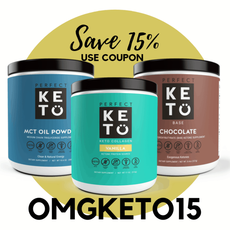 Perfect Keto Coupon