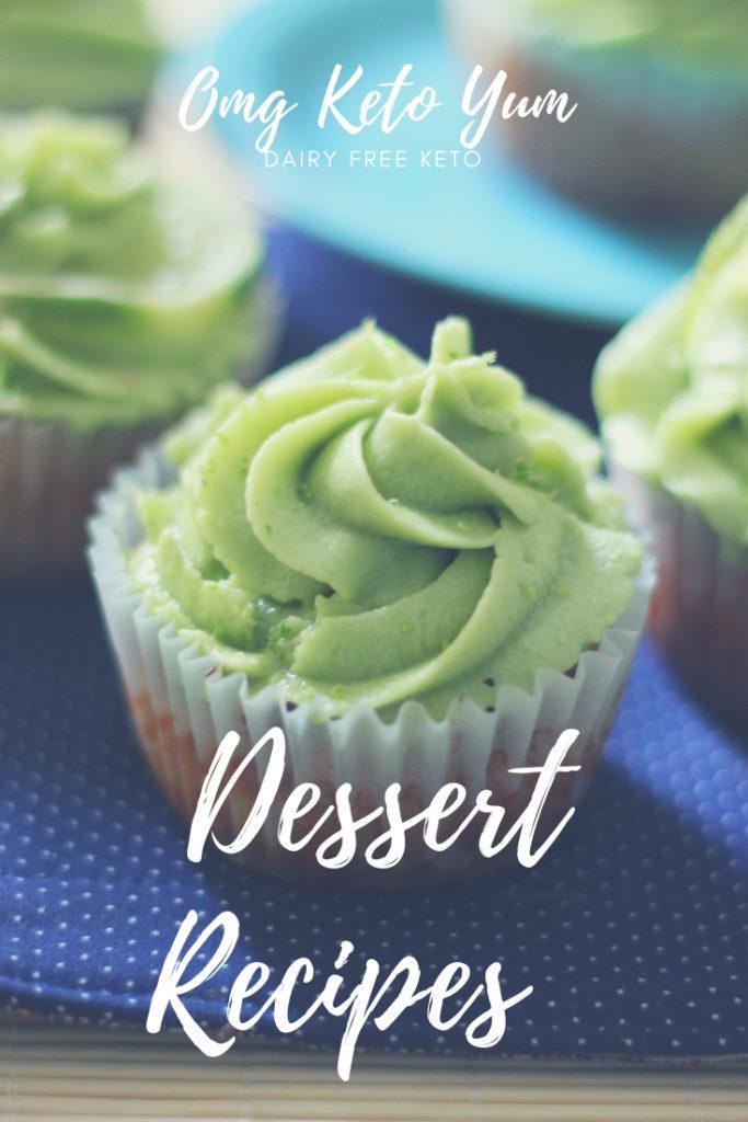 Keto Dessert Recipes