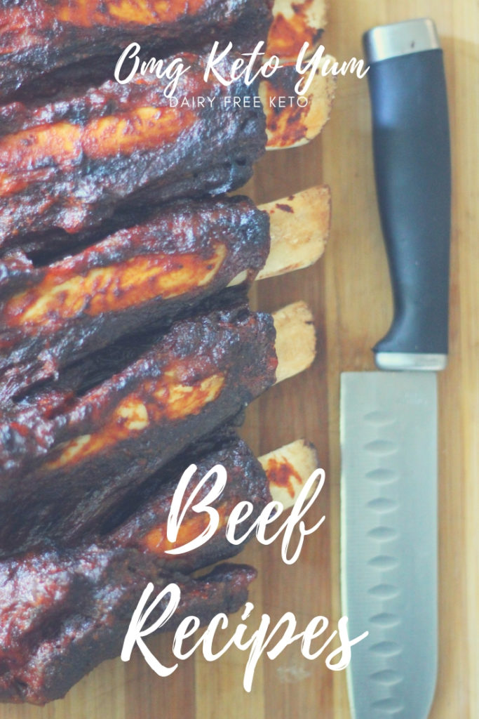 keto beef recipes
