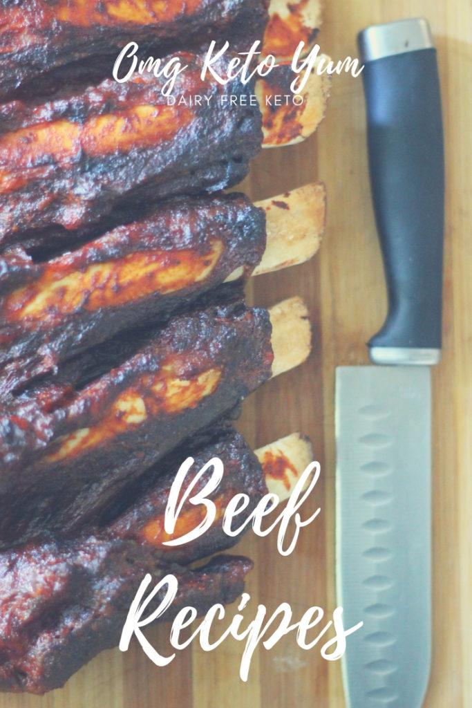 keto beef recipes