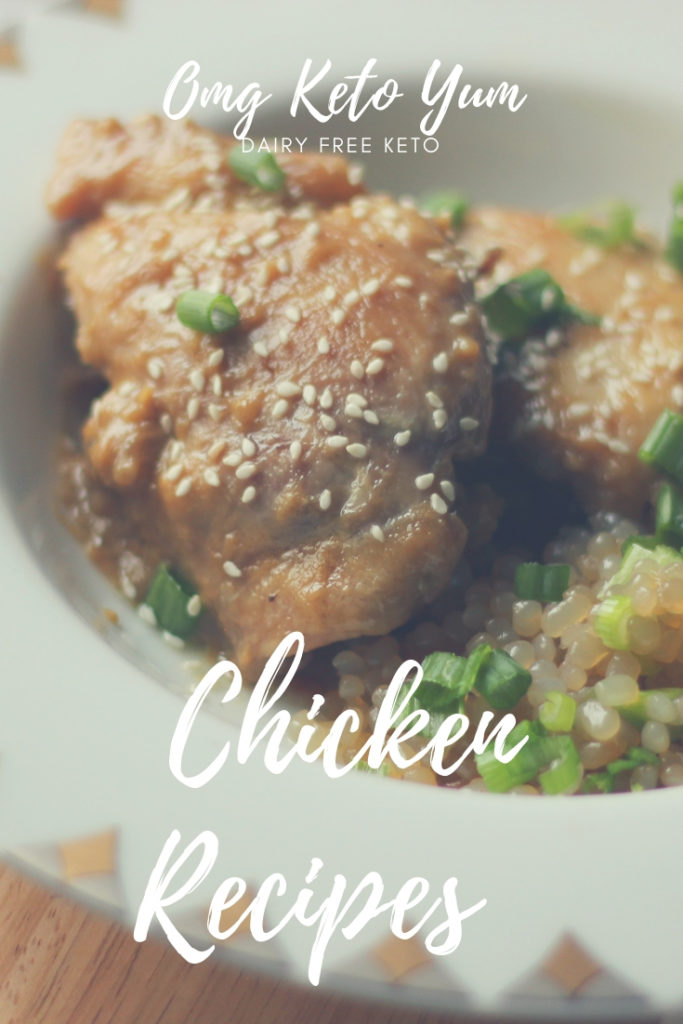 keto chicken recipes
