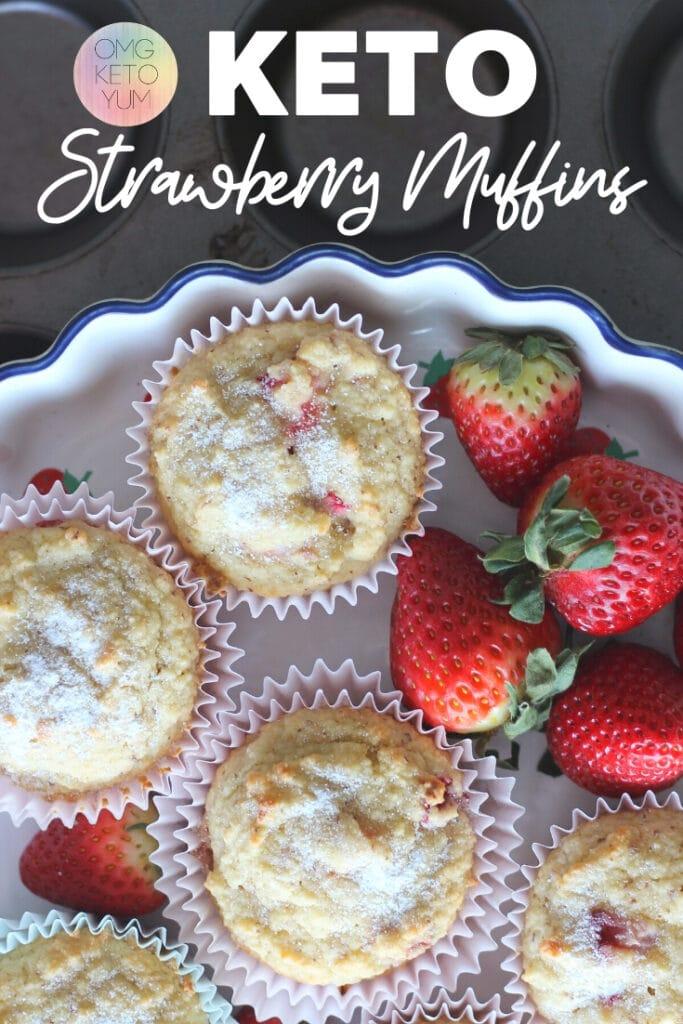 Easy Sugar Free breakfast muffins. Make these on sunday to enjoy a sugar free breakfast all week long!