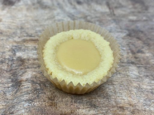 Keto Vanilla Maple Donut Muffins