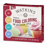 Watkins Food Coloring