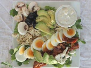 Keto Salad Dressing
