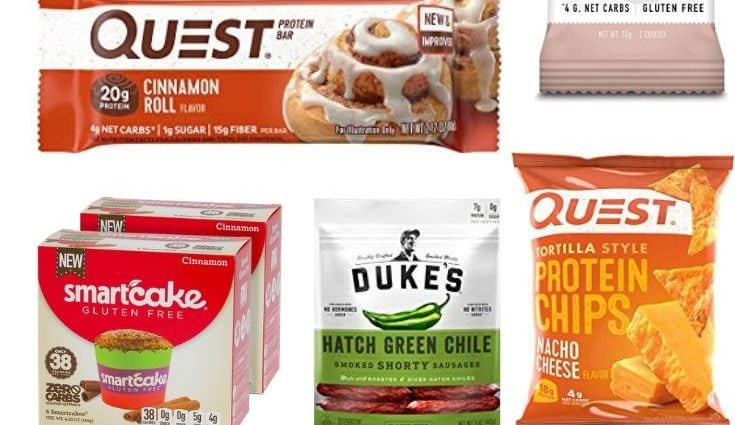 Top 10 Keto Snacks. Low carb snacks that are perfect for your keto travels. Your favorite Keto snack list right here.