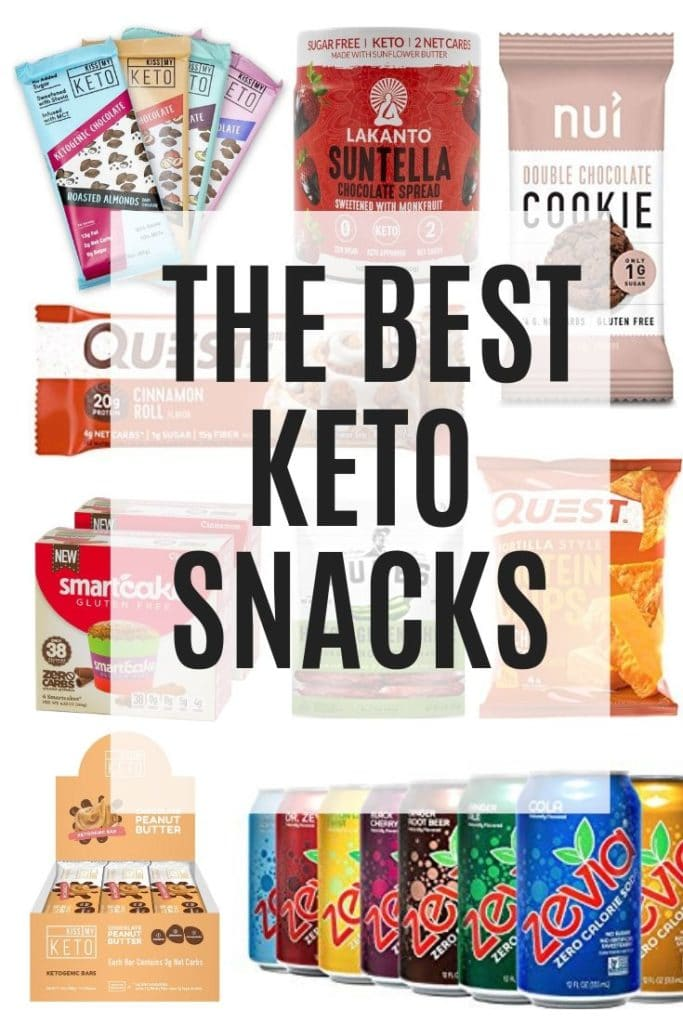 The best keto snacks that you can buy. The best keto snack list available. Don't miss out on this epic low carb snack list.