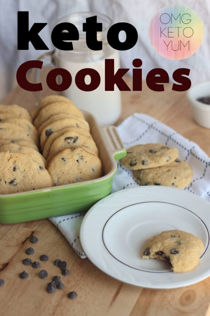 Easy Keto Cookies Recipes. Make these amazing keto cookies and stay in ketosis. Love your life and these keto cookies! Keto Cookies that are zero carbs or less! All you need are a few ingredients to make these keto cookies