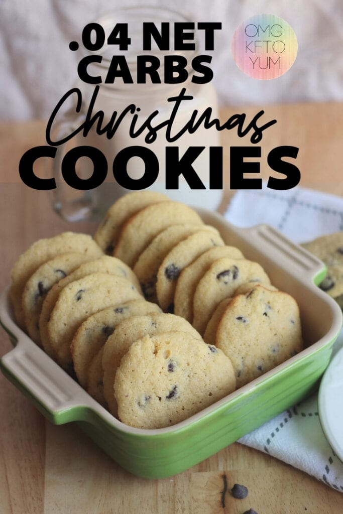 Keto Christmas Cookies! Make these low carb christmas cookies this holiday season and keep your keto diet intact. These sugar free Christmas cookies are perfect for a keto Christmas! These zero carb christmas cookies are my favorite low carb christmas cookie! Low Carb Christmas Cookies are great for your low carb christmas recipes list. This low carb christmas cookie recipe will be delicious this keto christmas.