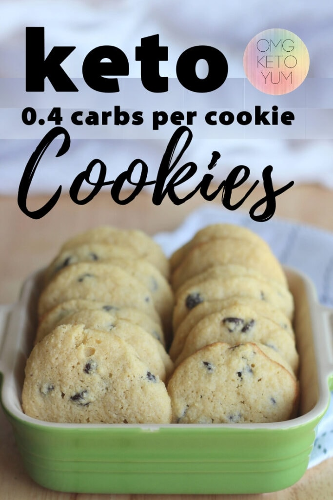Easy Keto Cookies Recipes. Make these amazing keto cookies and stay in ketosis. Love your life and these keto cookies! Keto Cookies that are zero carbs or less! Keto Chocolate Chip Cookies .Soft and Chewy Keto Chocolate Chip Cookies! These keto cookies are soft and chewy and low carb. These cookies are .4 carbs per cookie! Make some Keto Chocolate Chip Cookies for your low carb family because they deserve keto cookies! These Keto Chocolate Chip cookies are soft and chewy. Make some soft keto cookies for someone who is eating a low carb diet that you love. Eating the keto diet can be easy when you make yourself some keto cookies!