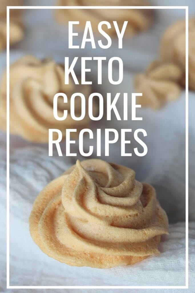Keto Cookies that are not only easy to make but one carb per cookie or under! Check out the easiest keto cookies recipes on the internet! Make low carb cookies a thing this week in your house with these easy keto cookies recipes!